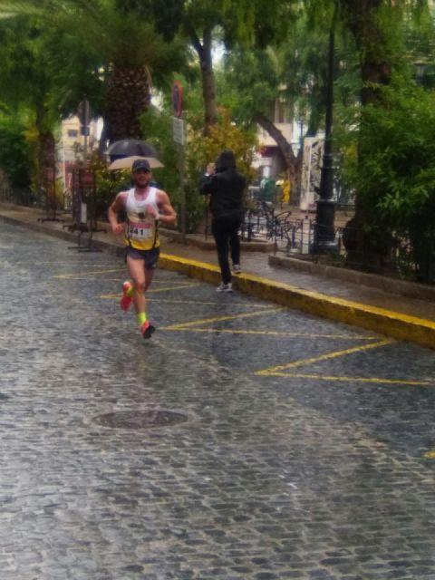Atletas del CAT Totana participaron en la Media Maratón de Cieza y en el Cross Regional de San Pedro del Pinatar, Foto 4