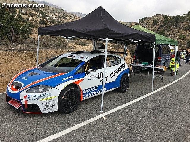 El piloto totanero del Automovil Club Totana, Amador Nevado, participó en la XX Subida a Mutxamel-Busot, Foto 2