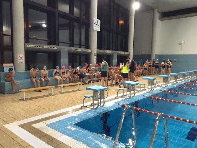 MOVE acogió una competición de natación enmarcada en las fiestas de Santa Eulalia, Foto 3
