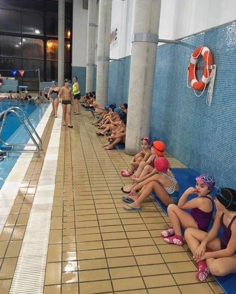 MOVE acogió una competición de natación enmarcada en las fiestas de Santa Eulalia, Foto 4