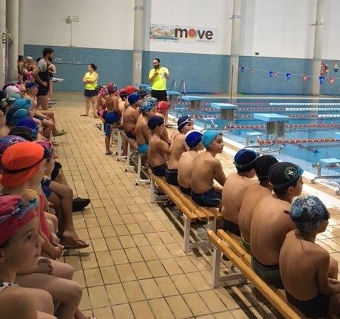 MOVE acogió una competición de natación enmarcada en las fiestas de Santa Eulalia, Foto 5