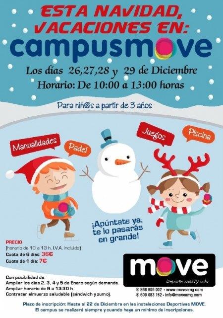 """""""MOVE"""" promueve una campaña de recogida de juguetes del 11 de diciembre al 4 de enero a beneficio de las dos Cáritas, Foto 2"""
