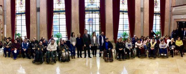 Auxilia Murcia celebra sus 50 años con un 2018 repleto de actividades participativas - 1, Foto 1