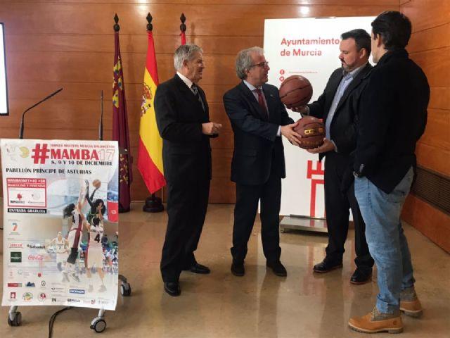 El Torneo Masters Murcia ´Mamba17´ de baloncesto llega este fin de semana con 300 deportistas - 2, Foto 2