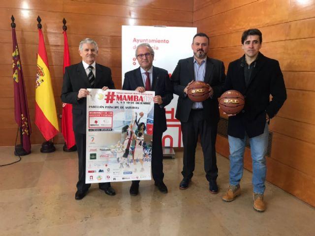 El Torneo Masters Murcia ´Mamba17´ de baloncesto llega este fin de semana con 300 deportistas - 3, Foto 3