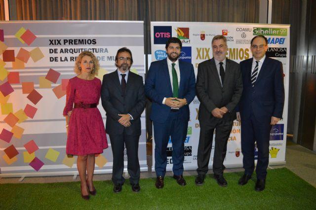 Los Premios de Arquitectura de la Región homenajean la calidad de la edificación y el compromiso de la profesión - 1, Foto 1