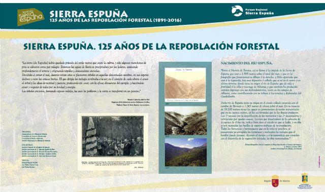 La exposición sobre la reforestación de Sierra Espuña recibe a más de mil personas en el Centro de Visitantes Ricardo Codorníu, Foto 6