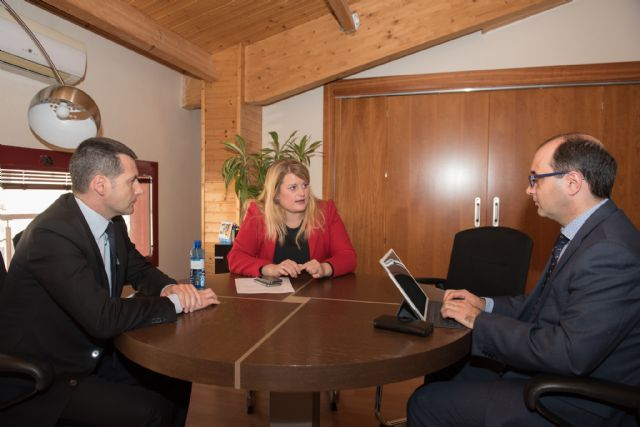 El Instituto de Fomento prevé medidas específicas para emprendedores y empresarios de Mazarrón, Foto 1