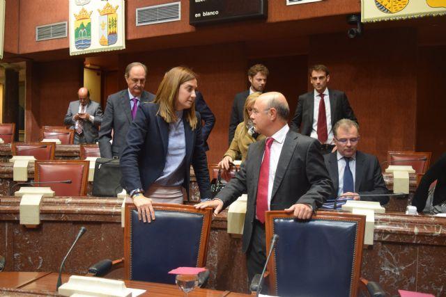 Patricia Fernández: Los presupuestos de Hacienda demuestran el gran apoyo del Gobierno regional a los 45 municipios - 1, Foto 1