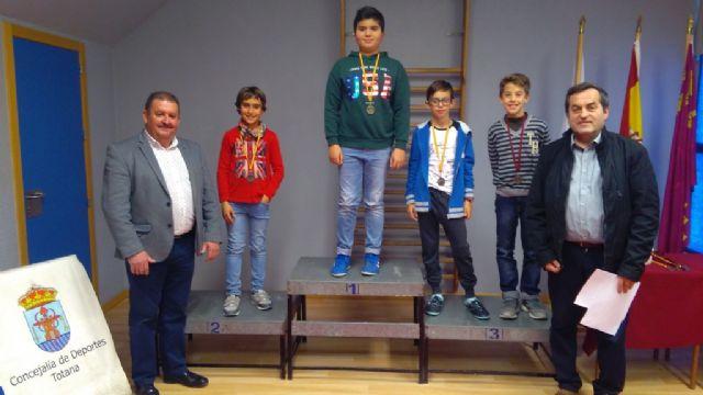 La Fase Local de Ajedrez de Deporte Escolar congregó a 57 escolares de los diferentes centros de enseñanza, Foto 4