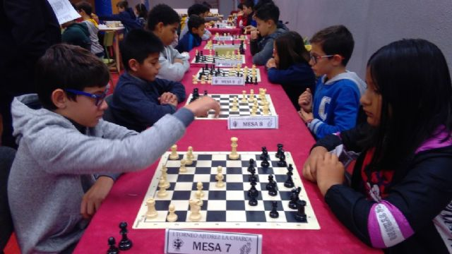 The Local School Sports Chess Phase brought together 57 schoolchildren from the different schools - 9