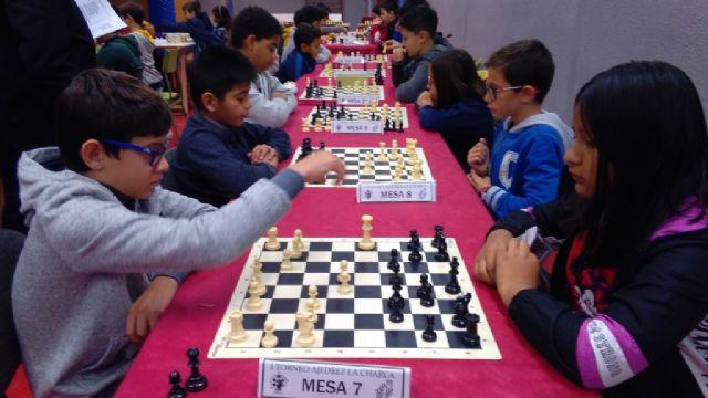La Fase Local de Ajedrez de Deporte Escolar congregó a 57 escolares de los diferentes centros de enseñanza, Foto 9