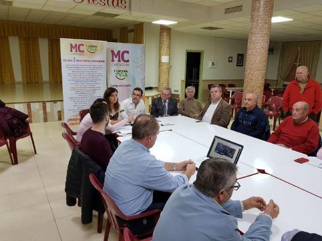 MC: Los vecinos de Barrio Peral reconocen que el mayor avance de la zona se ha producido con la Alcaldía de José López, que cumplió con todos sus compromisos - 1, Foto 1