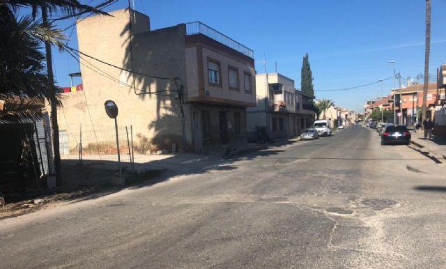 La Comunidad licita las obras de firme de la carretera que conecta las pedanías murcianas de Los Dolores y Los Garres - 1, Foto 1