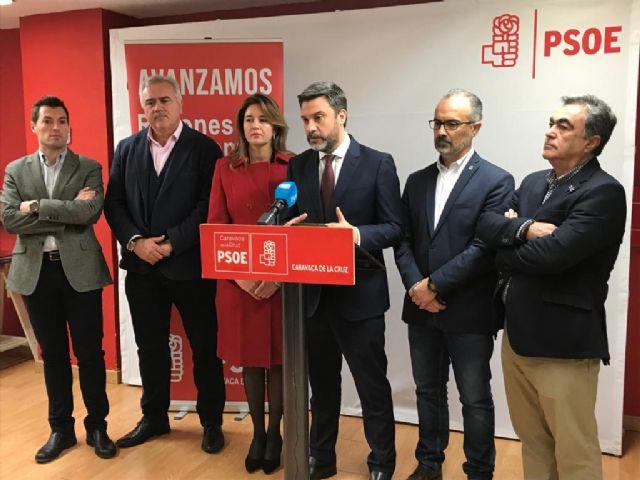 López Pagán: El pacto PP Cs renuncia a atender las necesidades de la comarca del Noroeste - 1, Foto 1