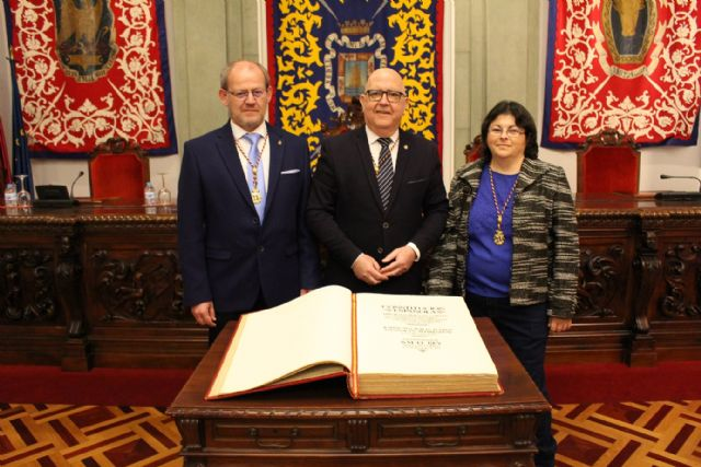 Manuel Padín, Cs sí defiende y respeta la Constitución en todo el territorio español frente a los que quieren liquidarla - 3, Foto 3