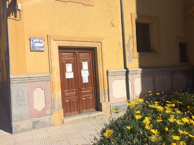 Se aprueba conceder sendas subvenciones por importe de 7.500 euros cada una a las Cáritas Parroquial de Santiago y las Tres Avemarías, Foto 3