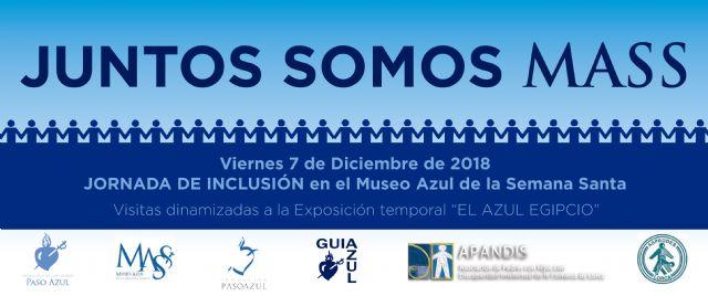 Guiazul, el equipo de guías del Paso Azul, organiza Juntos Somos MASS - 1, Foto 1