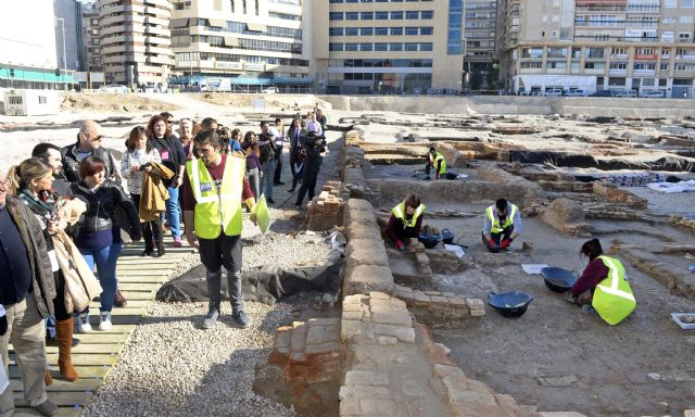 Los arqueólogos exploran nuevas zonas de San Esteban y hallan estancias ocultas en el Recinto 1 - 1, Foto 1