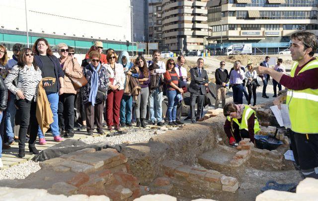 Los arqueólogos exploran nuevas zonas de San Esteban y hallan estancias ocultas en el Recinto 1 - 2, Foto 2