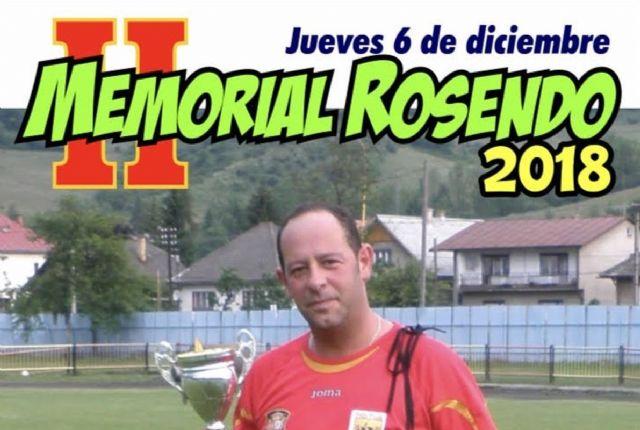 II Memorial Rosendo Carrión - 1, Foto 1
