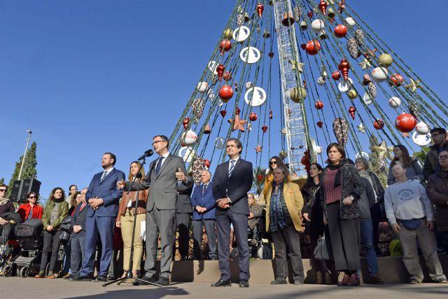 El primer Día Solidario del Árbol de Navidad reunirá a 30 entidades sociales y tendrá como broche de oro el Christmas Rock - 3, Foto 3