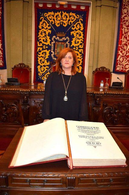 Podemos resalta la importancia de la Constitución Española, aunque sea necesaria su reforma - 1, Foto 1