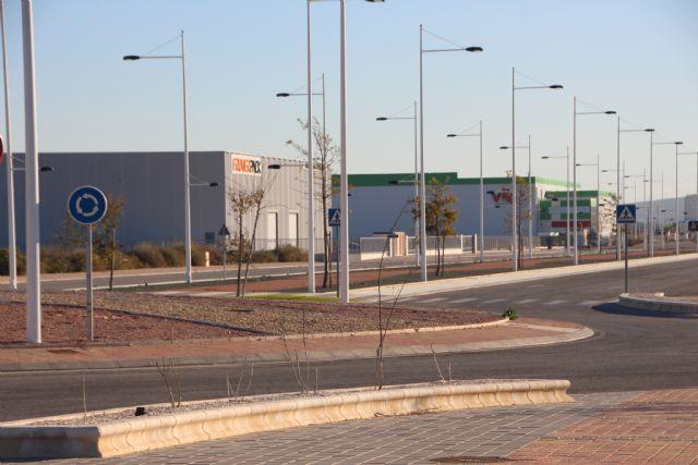 El Parque Industrial de Alhama consolida su crecimiento, Foto 2