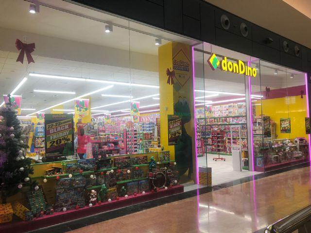 Klépierre trae los juguetes de Don Dino a Nueva Condomina - 1, Foto 1