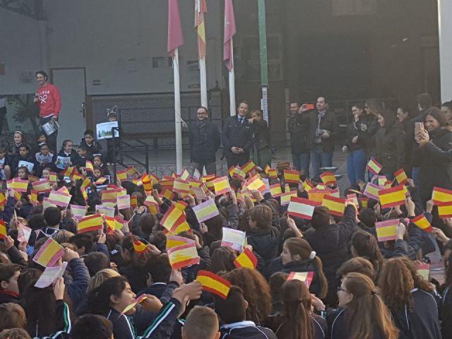 El Alcalde reivindica la vigencia del Principio de Solidaridad amparado por la Constitución - 2, Foto 2