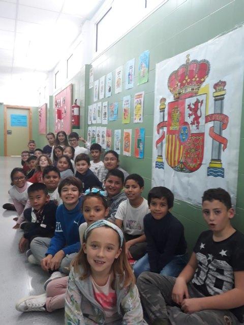 El CEIP La Cruz celebra el 40 aniversario de la Constitución Española, Foto 4