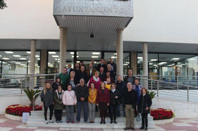 San Pedro del Pinatar rinde homenaje a los voluntarios municipales - 1, Foto 1