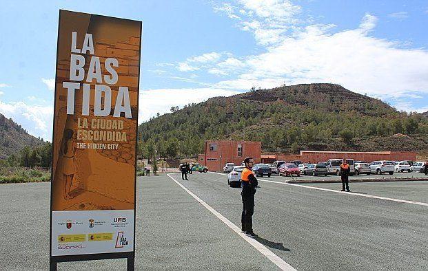 Adjudican el servicio de Vigilancia sin Armas del yacimiento arqueológico La Bastida para los próximos ocho meses