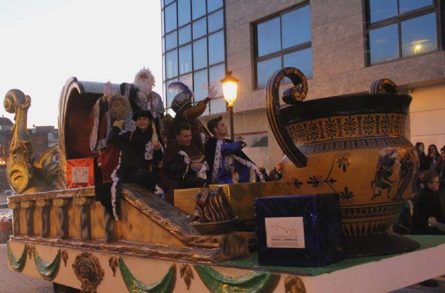Los Reyes Magos de Oriente visitaron Puerto Lumbreras - 1, Foto 1