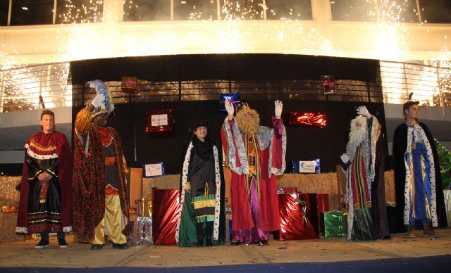 Los Reyes Magos de Oriente visitaron Puerto Lumbreras - 2, Foto 2