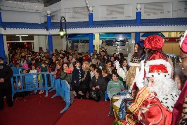 Cabalgata, misa de cuadrillas y auto de Reyes Magos en Mazarrón, Foto 5