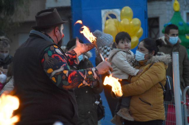 Los Reyes Magos visitan Calasparra - 1, Foto 1