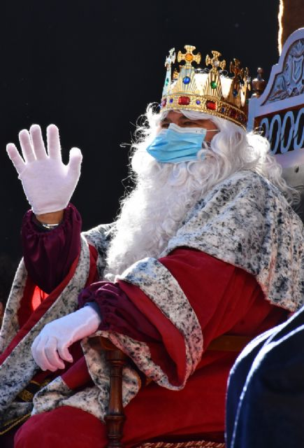 Los Reyes Magos visitan Calasparra - 2, Foto 2