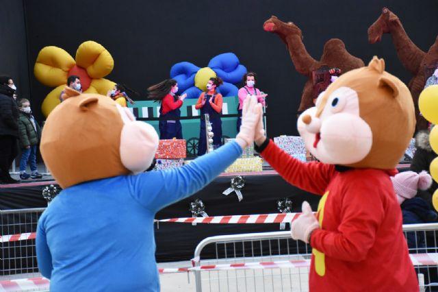 Los Reyes Magos visitan Calasparra - 4, Foto 4