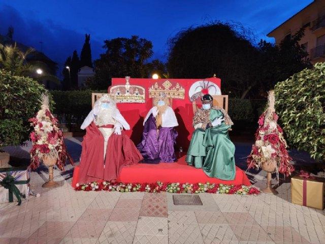 El Ayuntamiento de Mula muestra su agradecimiento a todas las personas que han hecho posible que los niños de Mula hayan podido estar cerca de los Reyes Magos de Oriente - 3, Foto 3