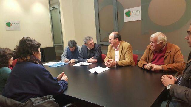 Podemos se compromete con los empresarios del Bajo Guadalentín a trasladar las necesidades de la comarca a la Asamblea Regional, Foto 2