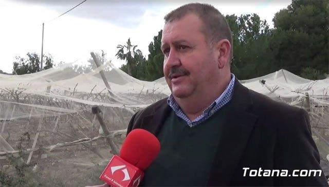 El responsable de Agricultura invita al Partido Popular a que acuda más al ayuntamiento, Foto 1