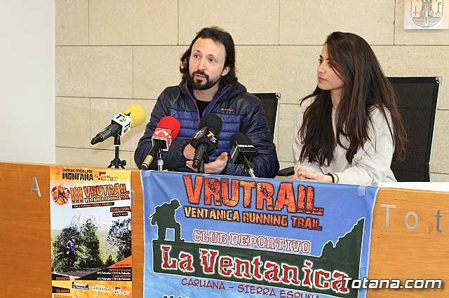 The III VRUTRAIL Ventanica Running Trail will take place next Saturday, February 17 - 2
