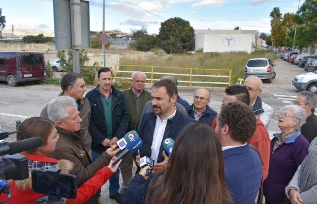 Mateos exige a Gil Jódar que ordene a Murcia suspender la licitación de las obras de Carretera de Caravaca para respetar el proyecto original - 1, Foto 1