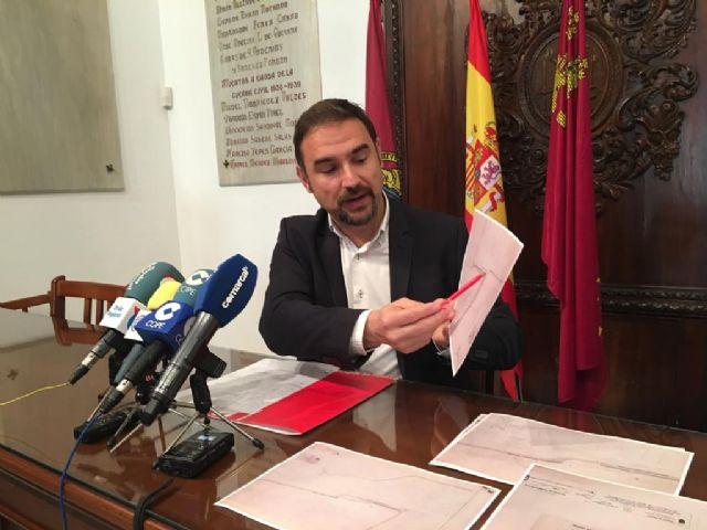 Mateos exige a Gil Jódar que ordene a Murcia suspender la licitación de las obras de Carretera de Caravaca para respetar el proyecto original - 2, Foto 2