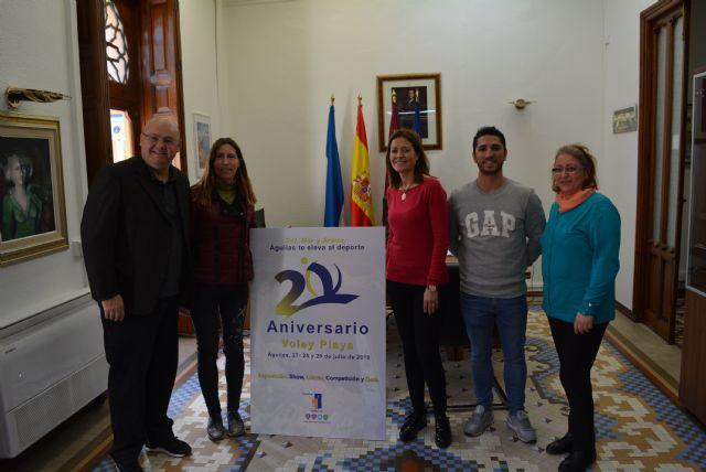 Águilas acogerá el 20 aniversario del Campeonato de Voley Playa para personas sordas - 1, Foto 1
