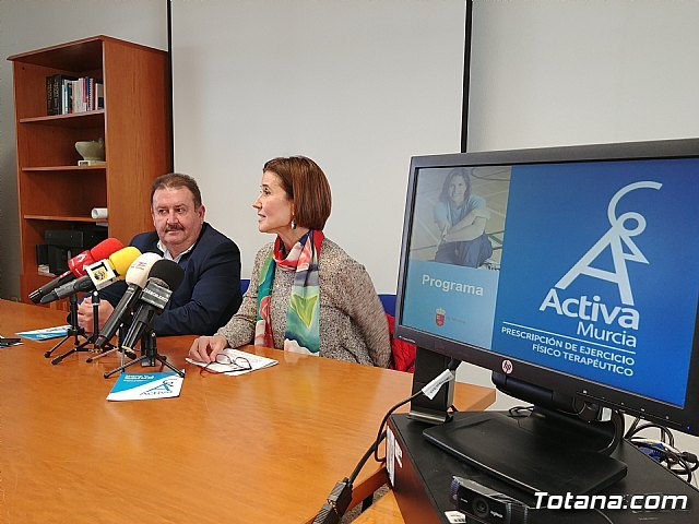 El programa Activa de prescripción de ejercicio físico ya está presente en 27 municipios, Foto 2