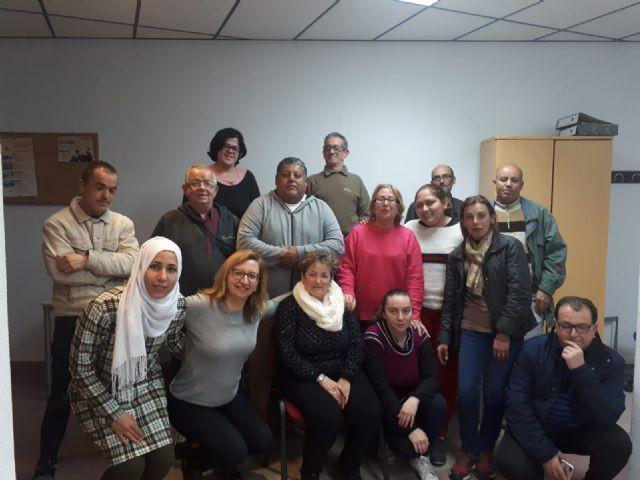 65 participantes del Proyecto Labor: Un paso hacia la empleabilidad realizan varias acciones formativas durante Enero y Febrero en Totana y Alhama, Foto 2