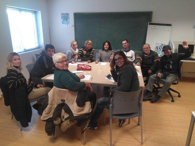 65 participantes del Proyecto Labor: Un paso hacia la empleabilidad realizan varias acciones formativas durante Enero y Febrero en Totana y Alhama, Foto 4