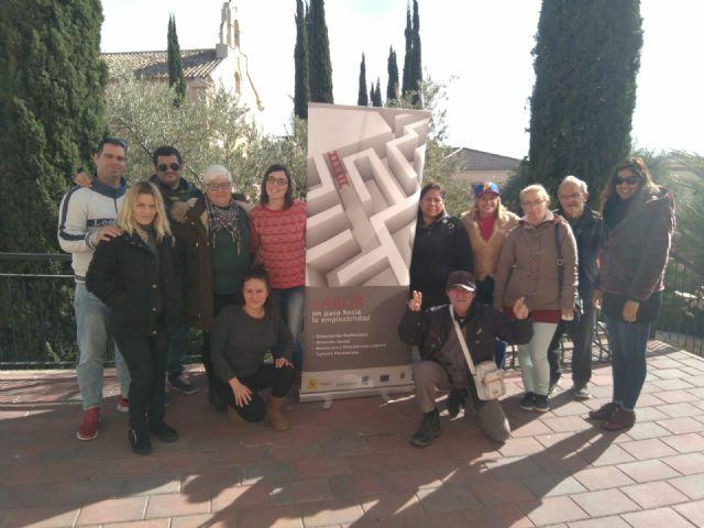 65 participantes del Proyecto Labor: Un paso hacia la empleabilidad realizan varias acciones formativas durante Enero y Febrero en Totana y Alhama, Foto 5
